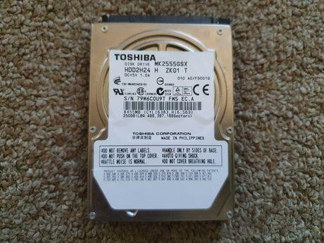 """Disco Rígido Toshiba 2.5"""" 250GB"""