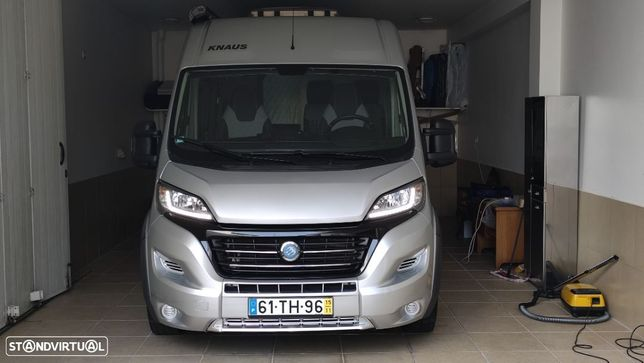 Knaus Van TI K250L