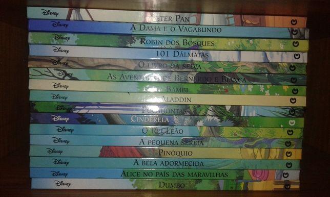 Livros infantis da Walt Disney novos