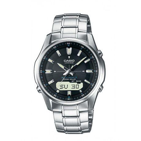 Zegarek Casio LCW-M100DSE DCF, solarny, atomowy, automatyczny, słonecz