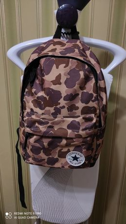 Рюкзак Converse ORIGINAL BACKPACK CORE 25 л 37*28см камуфляж