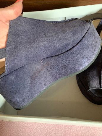 Sapatos de plataforma Not Yet