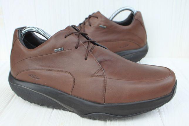 Ботинки MBT Gore-tex кожа Швейцария 41р туфли кроссовки непромокаемые
