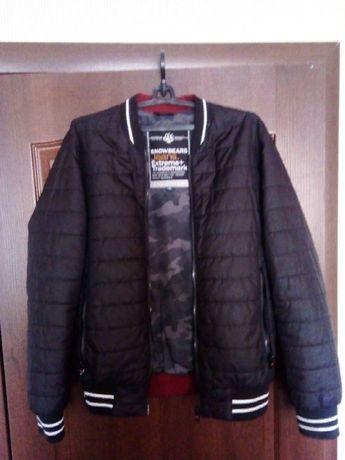 Куртка весняна 48-50р.на хлопця