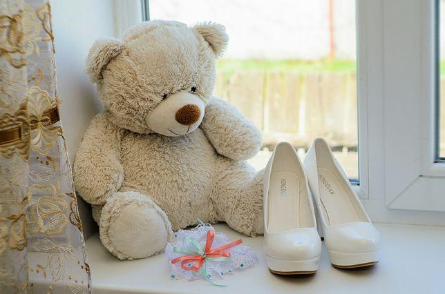 Продам свадебные туфли.
