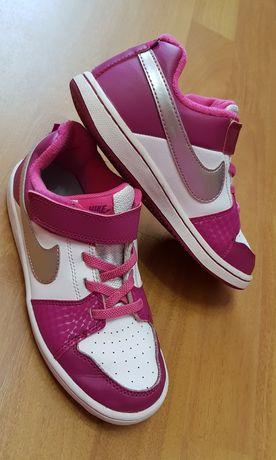 Кроссовки Nike(кожа)31,5р.20,5см