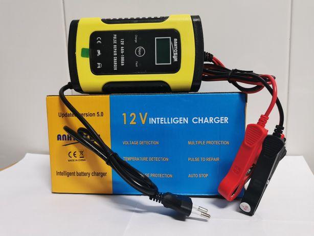 Carregador de Baterias Auto / Moto / Mota ( NOVO )