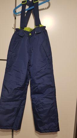 Spodnie narciarskie rozm 134