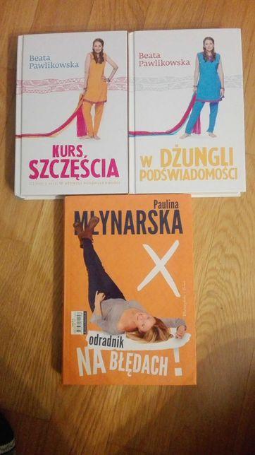 Książki - Młynarska, Pawlikowska
