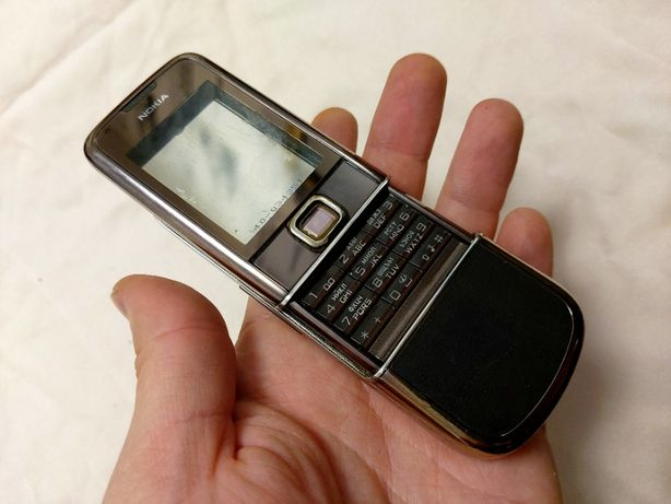 Nokia 8800e1 Arte Sapphire Brown (Корпус в сборе,100%Оригинал)