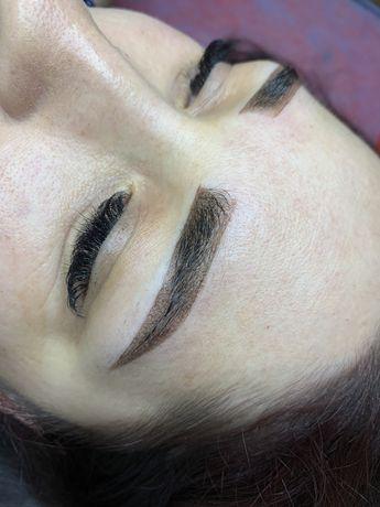 Приглашаю на процедуры перманентного макияжа‼️‼️