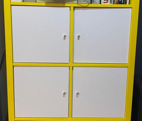 Kallax Ikea wkład drzwiczki