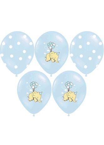 Balon, balony na chrzest, roczek, baby shower.LIKWIDACJA SKLEPU.Okazja