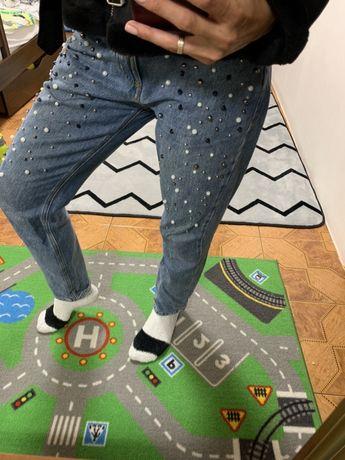 Продам свої джинси Calzedonia S (38) якість краще zara чи hm