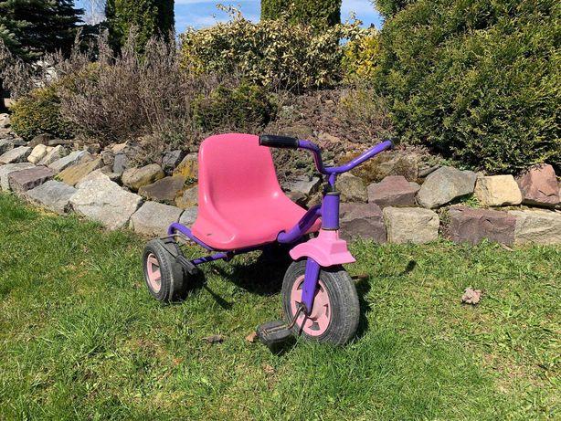 Rower / rowerek trzykołowy dla dzieci / dziewczynki - HIT!