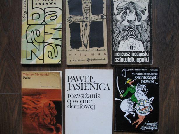 Olgierd Terlecki, Zabawa oraz kilka książek innych autorów
