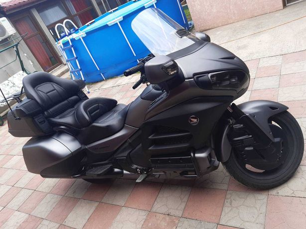 GL 1800 gold wing 2012