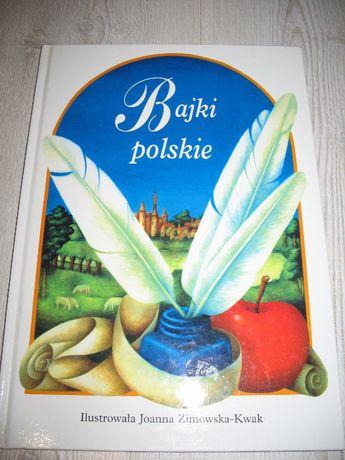 Książka Bajki polskie