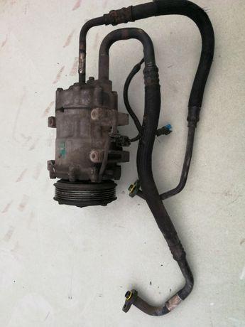 Sprężarka klimatyzacji Volvo V50 2.0D 136KM