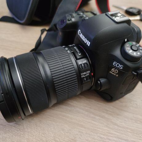 Новый Canon 6d Mark 2 II kit 24-105 is stm