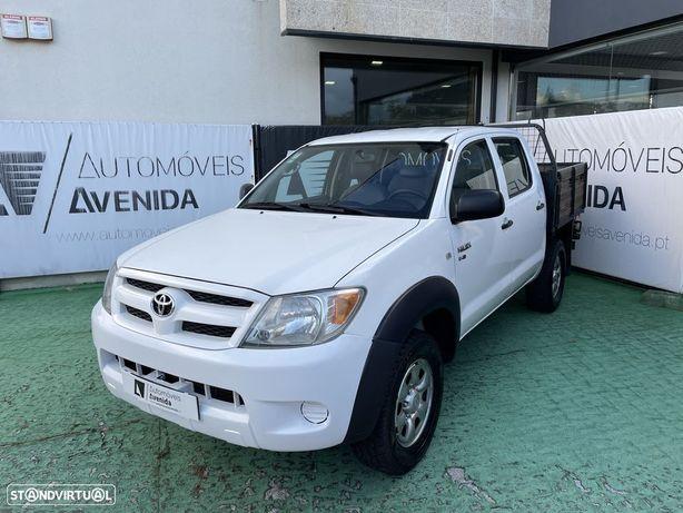 Toyota Hilux 4X4 Cab Dupla