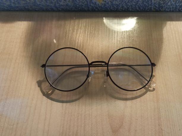 Круглые очки, новые
