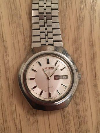 Наручные механические часы CITIZEN 60-е годы