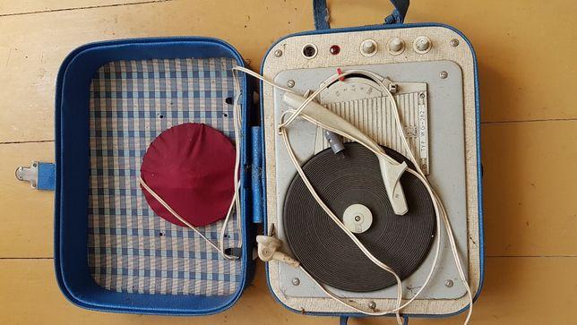 Gramofon zabytkowy