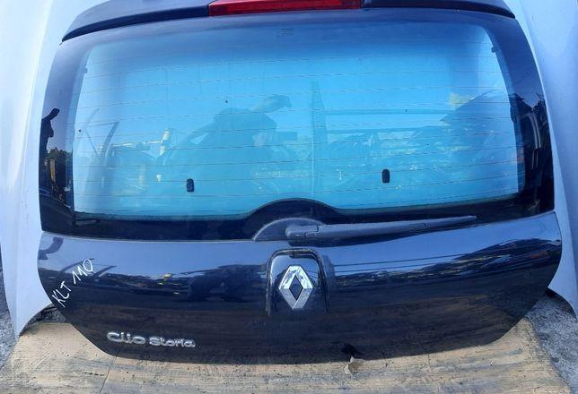 Klapa tył Renault Clio II Storia, kompletna, czarna