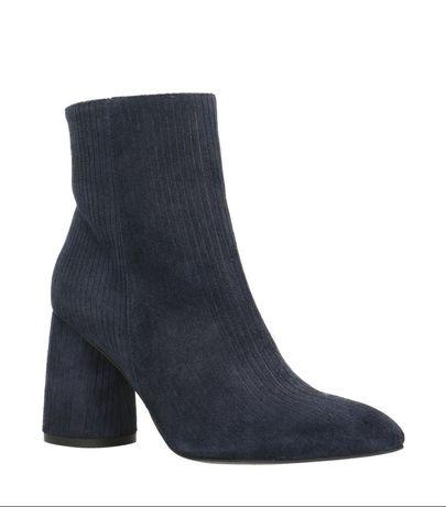 nowe buty botki damskie skórzane simple harumi r 36 wkl23