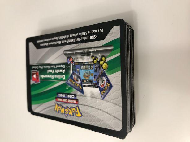 56 kodów do Pokemon Trading Card Game ONLINE