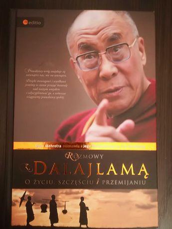 Rozmowy z Dalajlamą. O życiu, szczęściu i przemijaniu.