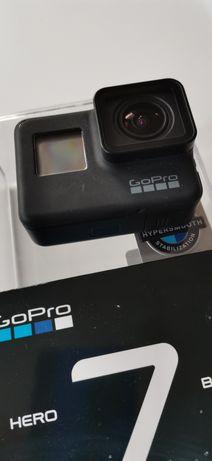 Gopro Hero 7 Black z dodatkami