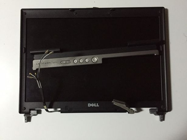 Monitor DELL Latitude D830