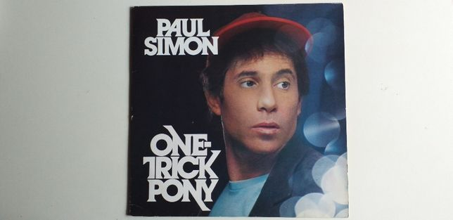 Paul Simon One-Trick Pony Vinil LP
