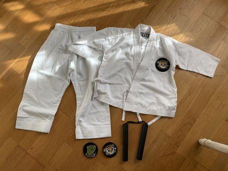 Fato Taekwondo STAT com matraca