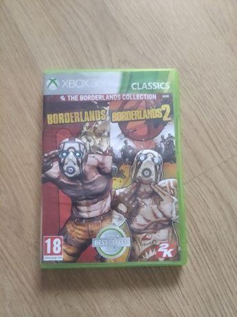 Borderlands i Borderlands 2 The Borderlands Collection xbox 360
