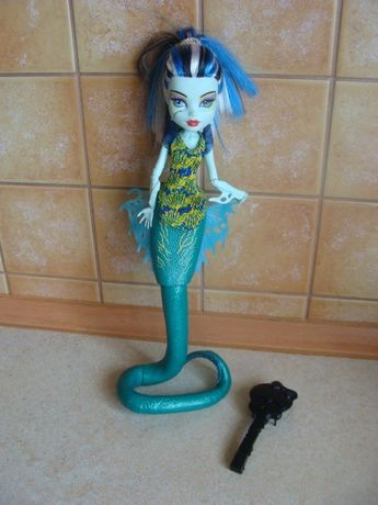 Monster High Great Scarrier Reef syrena Frankie