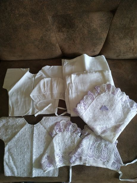 Комплект для новорожденного, пеленки, распашонки