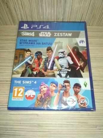[Tomsi.pl] nowa The Sims 4 Star Wars Wyprawa na Batuu PL PS4 PlayStati