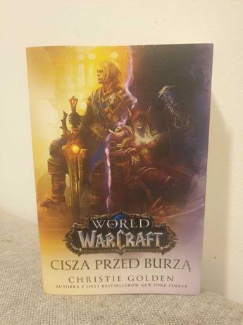 Christie Golden - Cisza przed burzą - World of Warcraft