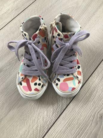 Хайтопы кеды ботинки BENETTON