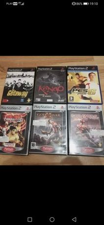 Gry playstation 2 ps2