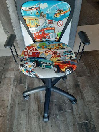 Fotel biurowy dziecięcy