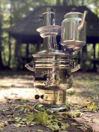 Самовар на дровах ( самовар на углях, самовар турецкий, sozenler )
