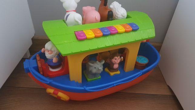 Arka Noego zabawka