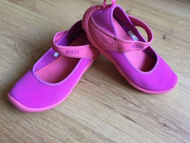 Crocs туфли балетки. Размер j1.Оригинал