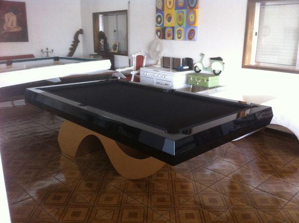 Bilhar NOVO - Mesa de Bilhar - Snooker