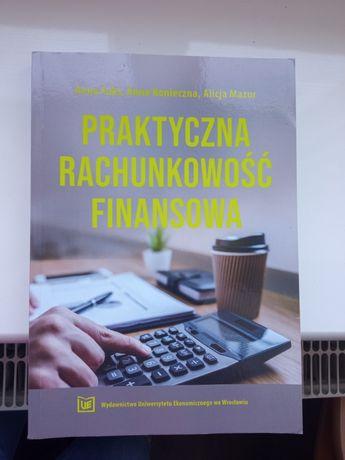 """""""Praktyczna Rachunkowość Finansowa"""" A.Fuks,A.Konieczna, A.Mazur"""