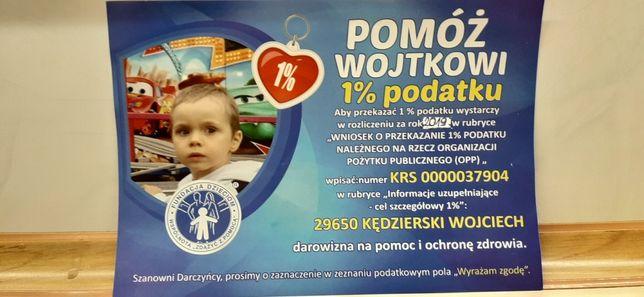 1% Podatku Poznań Gdynia Kraków Gdańsk Opole Kielce Wałbrzych